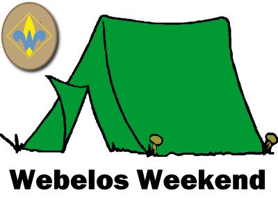 Webelos Weekend @ Camp Thunderbird